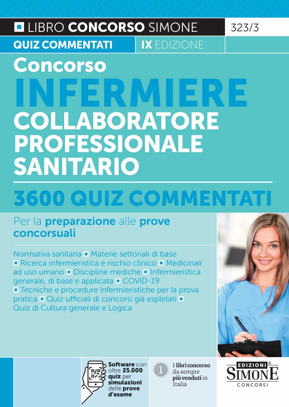 Collaboratore Professionale Sanitario Infermiere - Quiz